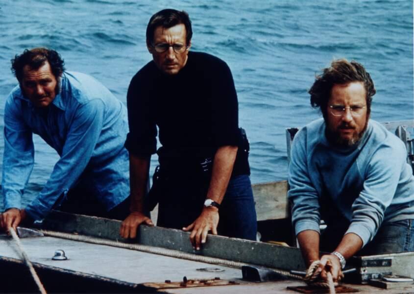 24- Les dents de la mer (1975) de Steven Spielberg