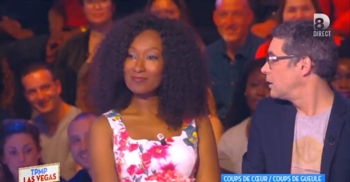 Quel look printanier Nadège Beausson-Diagne !