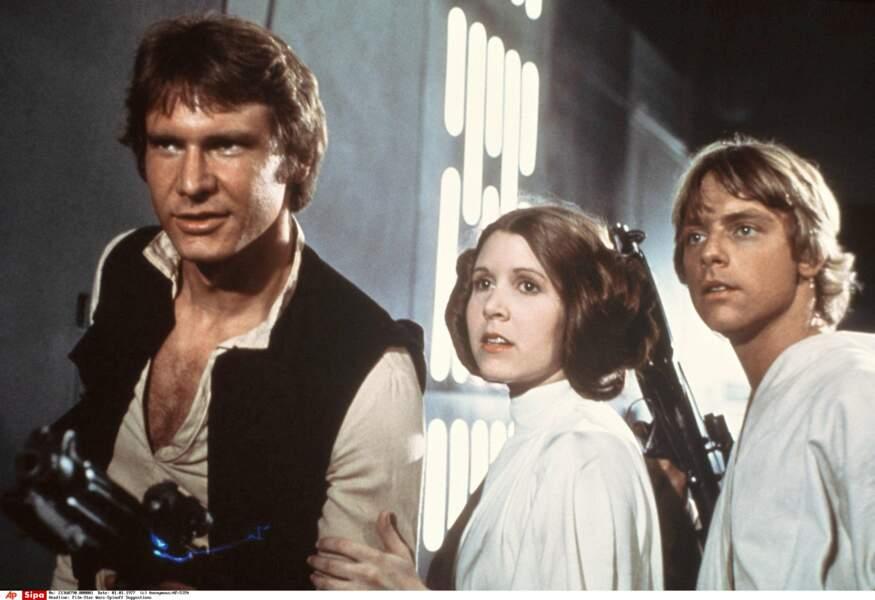 Carrie Fisher, qui incarnait la princesse Leia dans Star Wars, est morte le 27 décembre. Elle avait 60 ans.