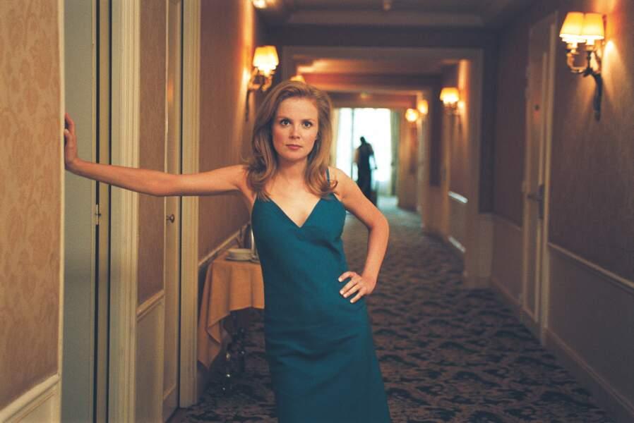 Quatre étoiles (2006) : Isabelle Carré dans les couloirs du palace cannois
