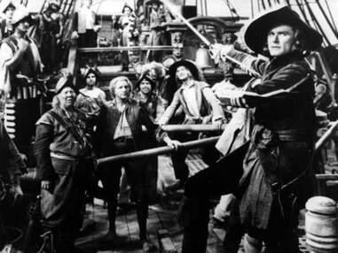 Les pirates au cinéma