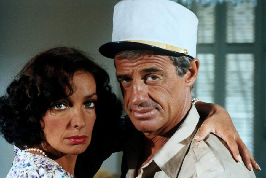 Les Morfalous (1984), avec Marie Laforet