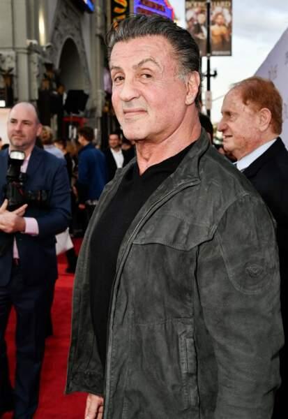 Il y avait aussi de gros bras à l'avant-première de The Promise : la preuve avec Sylvester Stallone