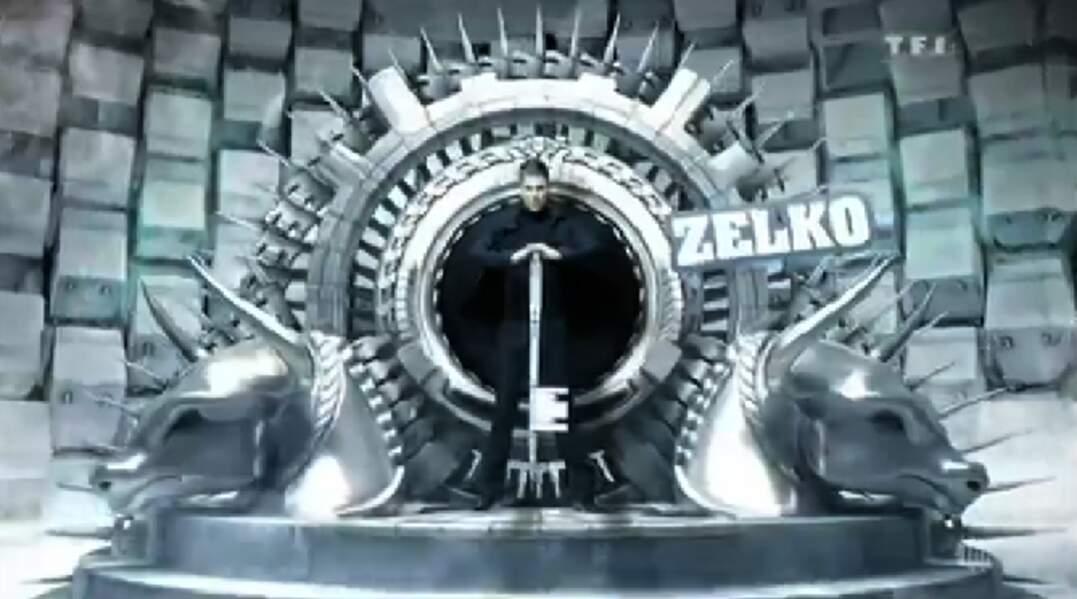 """Zelko (Saison 5). Son secret : """"Nous sommes les maîtres des souterrains"""" (avec Zarko)"""