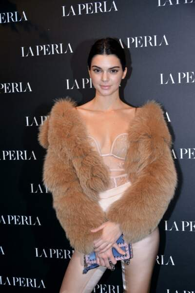Kendall Jenner est plus sexy que Chubaka