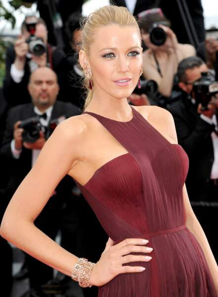 Tiens, Blake Lively (Gossip Girl) à Cannes !