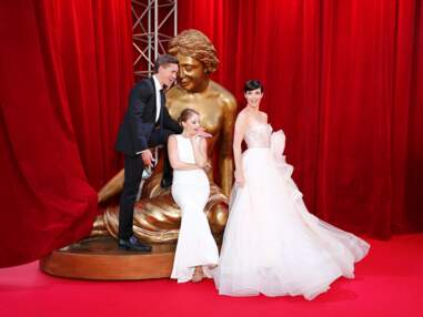 Sexy et glamour, les stars font le show pour la cérémonie de clôture du Festival de Monte-Carlo