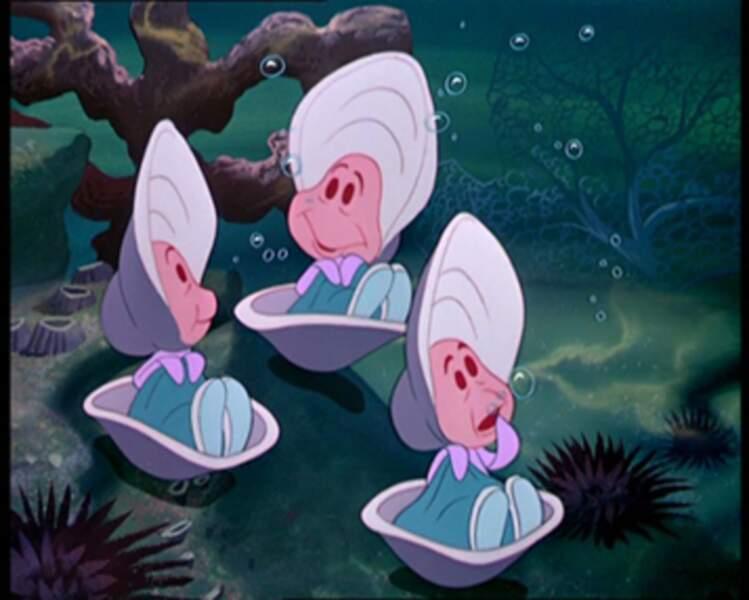 Les bébés huîtres (Alice au pays des merveilles) : Qui aurait cru que des huitres puissent être aussi chouuuuu
