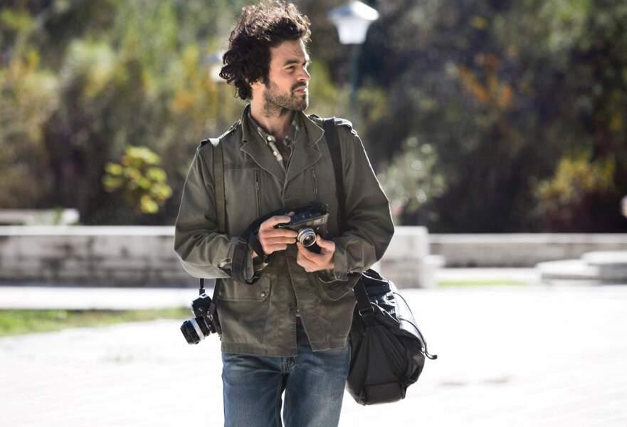 Baroudeur dans L'homme qui voulait vivre sa vie (2010)