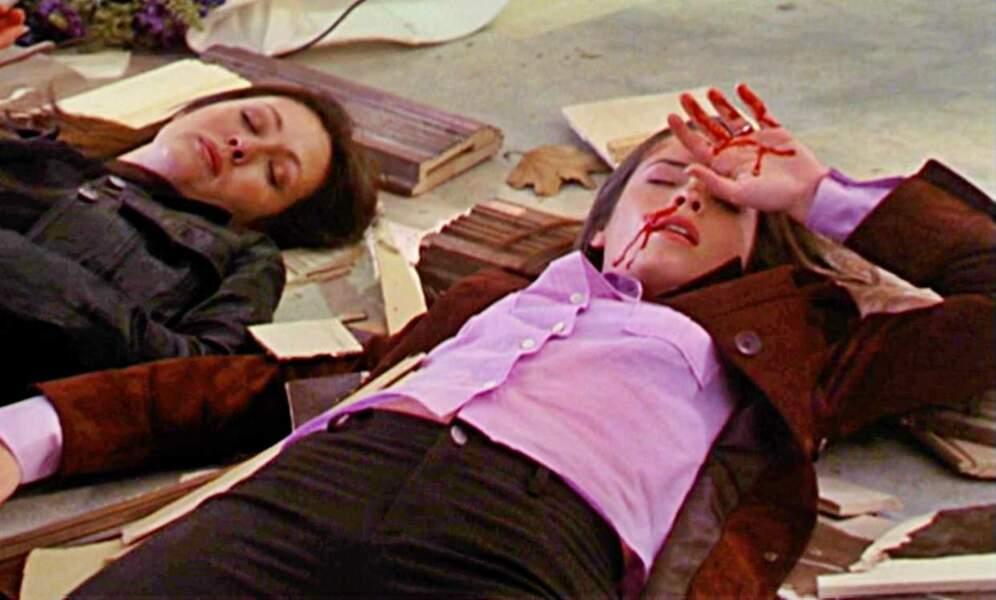 Charmed : Prue Halliwell meurt à la toute fin de la saison 3