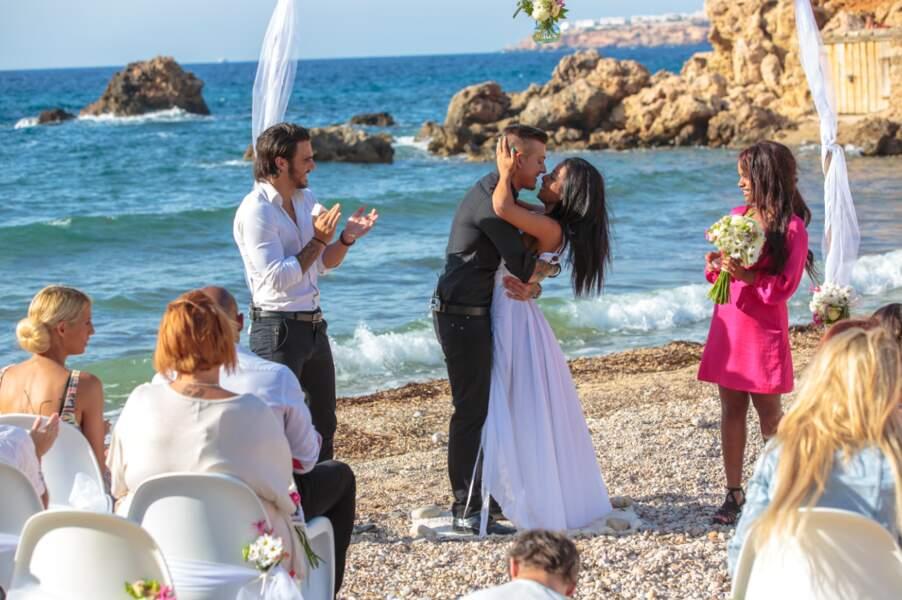 Retrouvez ce soir le mariage d'Alexandre et Emilia dans Les Princes de l'amour sur W9