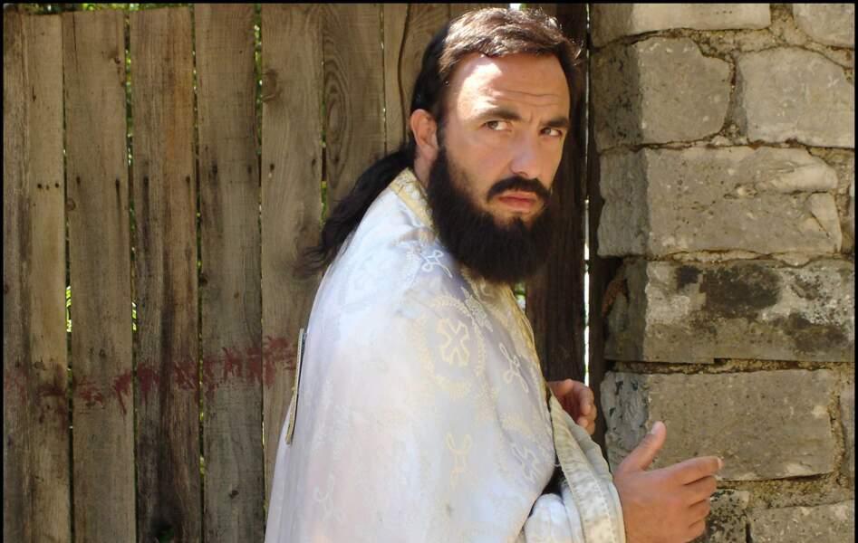 Nikos Aliagas, l'animateur de The Voice, a tourné dans le film Le rêve d'Icare
