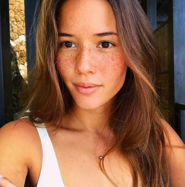 La jolie journaliste Emilie Broussouloux
