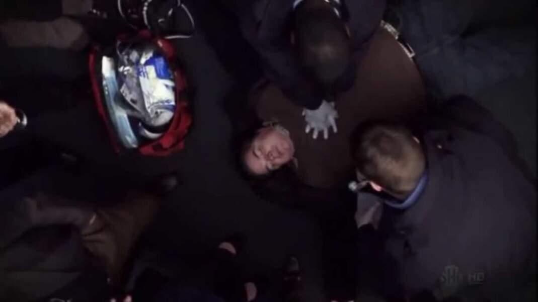 The Big C : Paul décède d'une crise cardiaque à la fin de la saison 2