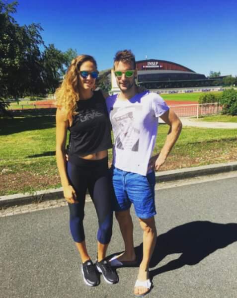 Elodie Clouvel et Valentin Belaud, les deux Frenchies du pentathlon