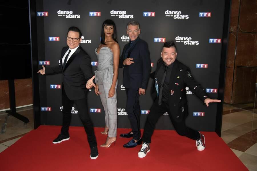 Shy'm, Jean-Marc Généreux, Chris Marques et Patrick Dupond : le jury de Danse avec les stars est dans la place