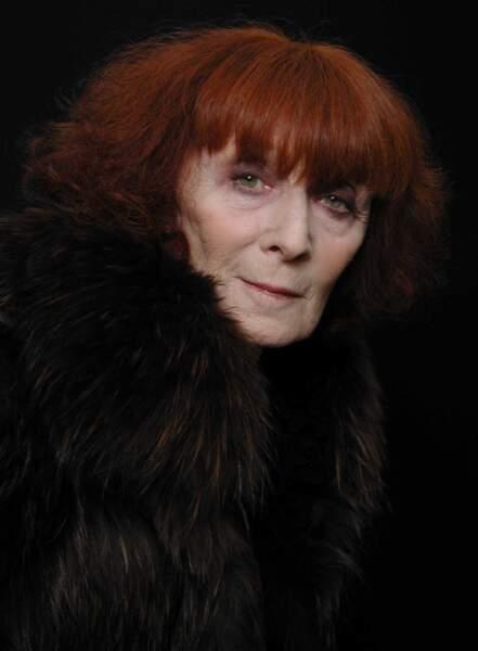 La couturière Sonia Rykiel s'est éteinte le 25 août 2016 à l'âge de 86 ans