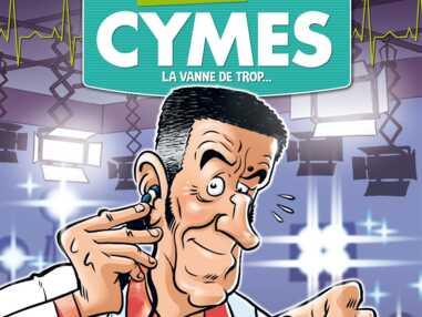 Docteur Cymes, la vanne de trop... Les aventures de Michel Cymès se déclinent en BD !