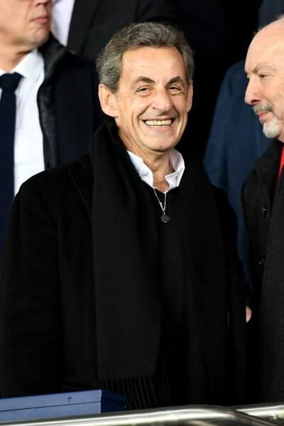 Nicolas Sarkozy, lui aussi, est un grand habitué