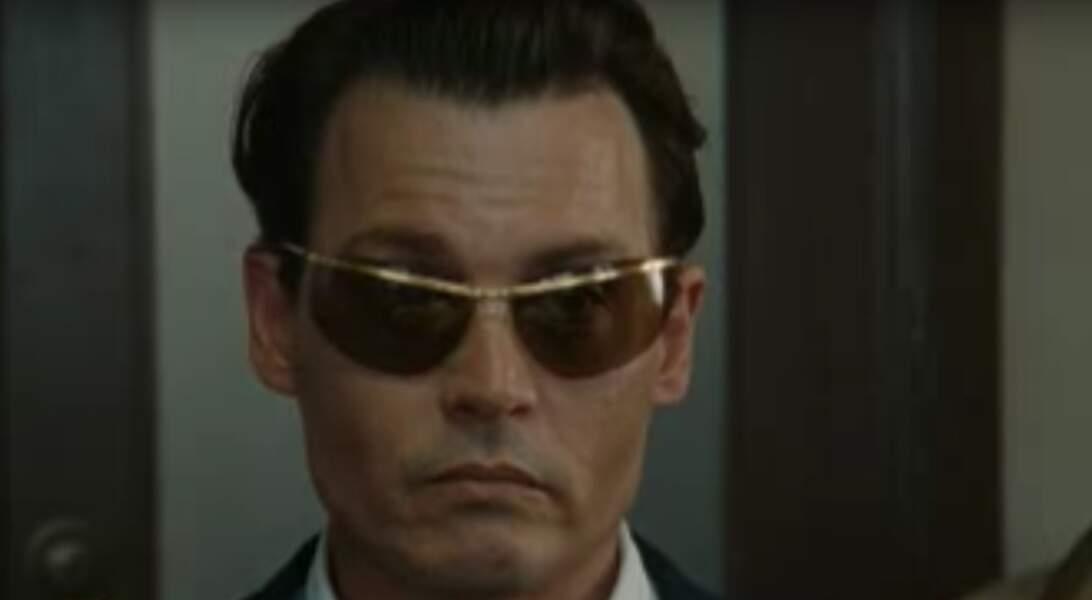 Dans Rhum Express, Johnny Depp s'inspire de la vie de Hunther S. Thompson, chef de file du journalisme gonzo
