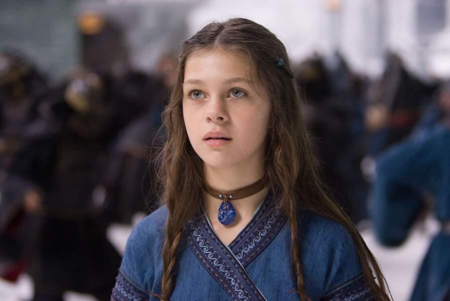 Ou dans le film Le Dernier Maître de l'Air, dans lequel l'actrice avait... 15 ans (oui, elle en parait moins).