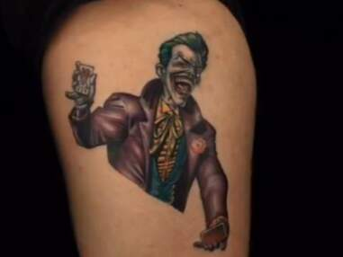 Ink Master : les tatouages les plus impressionnants