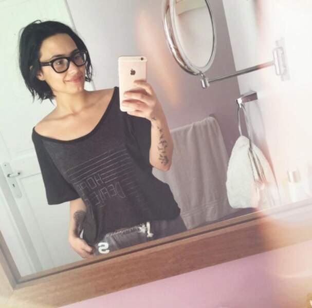 Vous ne trouvez pas que Demi Lovato est encore plus belle sans make-up ?
