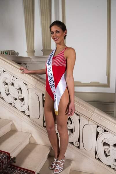 Miss Prestige Alsace, Téanie Jacquet