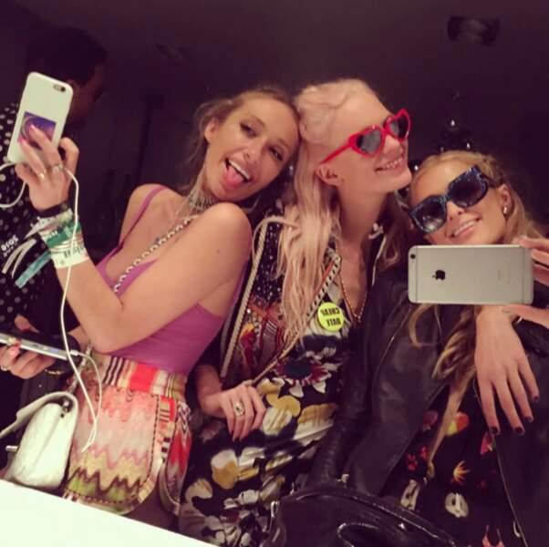 Coachella, c'est aussi le royaume des selfies