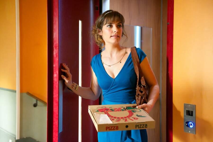 Si vous voulez faire une soirée pizzas, vous pouvez compter sur Laëtitia Milot !