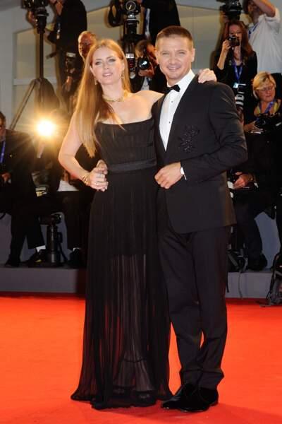Le duo était très complice sur le tapis rouge avant la présentation du film