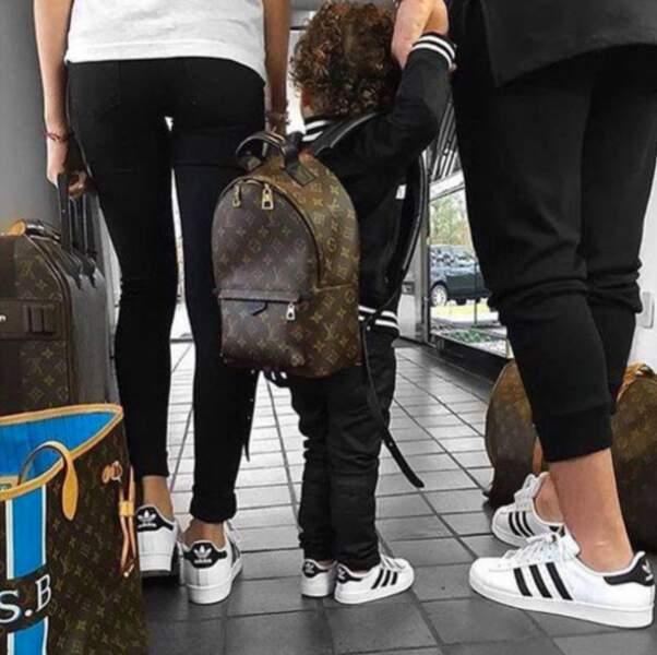 Le sac Vuitton, une affaire de famille...