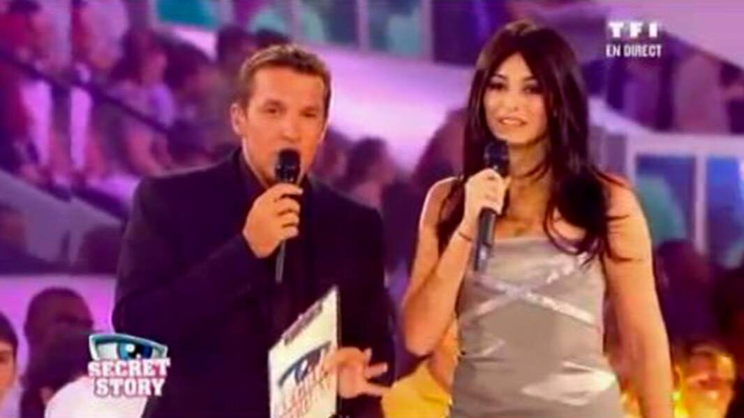 """Rosa (Rachel Legrain-Trapani) (Saison 3). Son secret : """"Je suis Miss France 2007"""""""