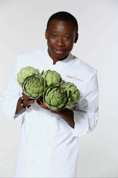 Dieuveil MALONGA, candidat de Top Chef 5