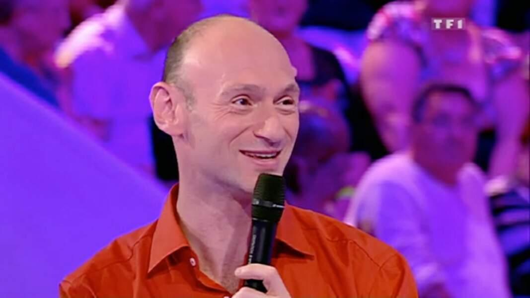 14. Bruno, 393 650 €, Les 12 Coups de midi, TF1 (2013)