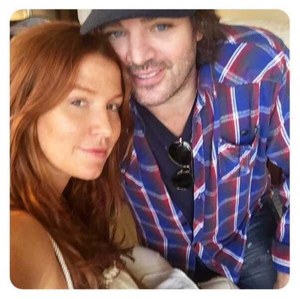 Sur Instagram, elle ne manque jamais de crier son amour pour son mari, Shawn Sanford