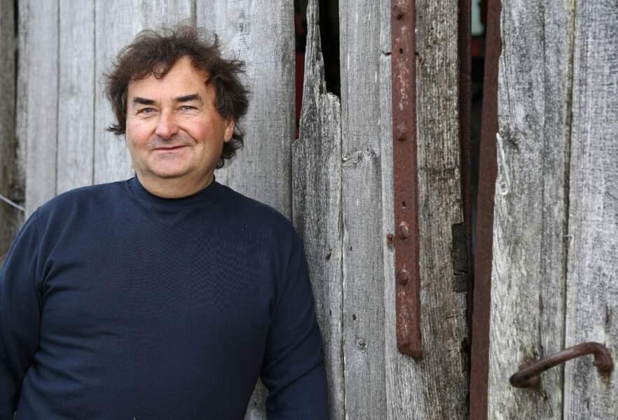 Michel est un céréalier plein de bonne humeur installé en Poitou-Charentes
