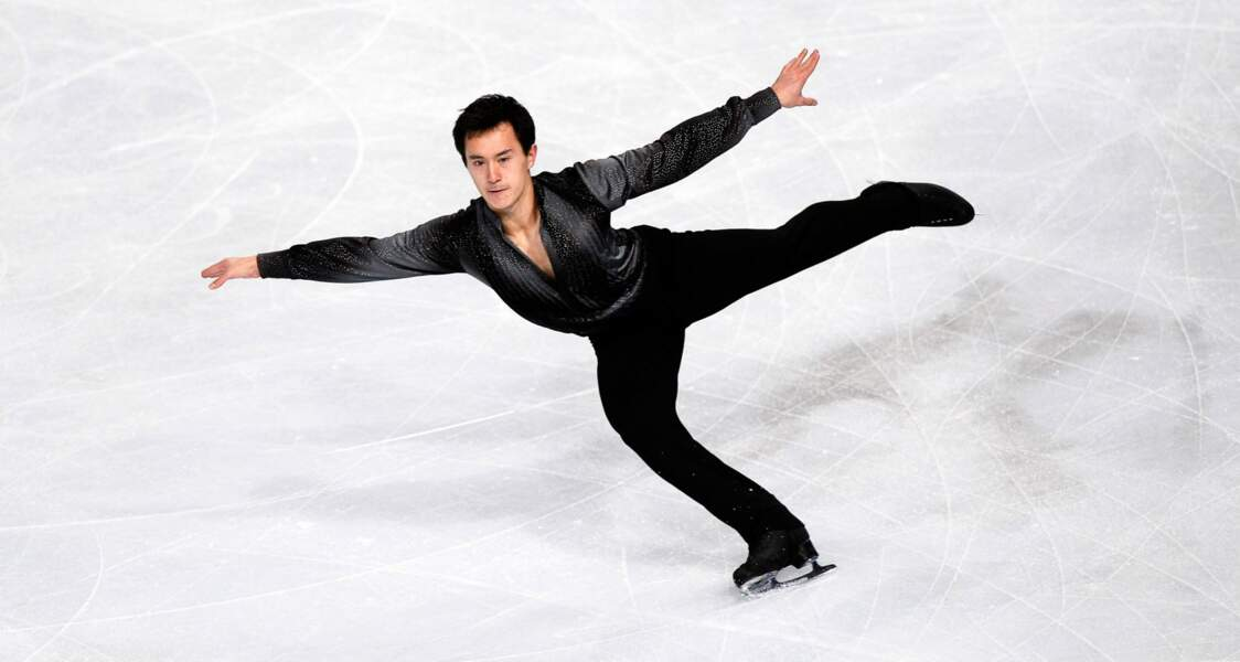 Patrick Chan, l'étoile de la glace canadienne