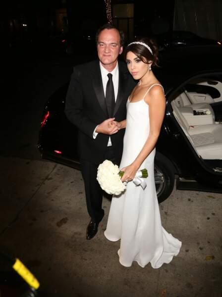 28 novembre : Quentin Tarantino épouse Daniela Pick