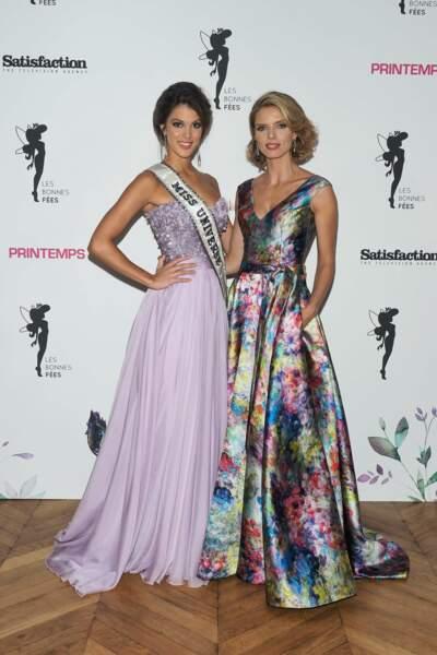 Cette association créée par Sylvie Tellier et d'anciennes Miss France