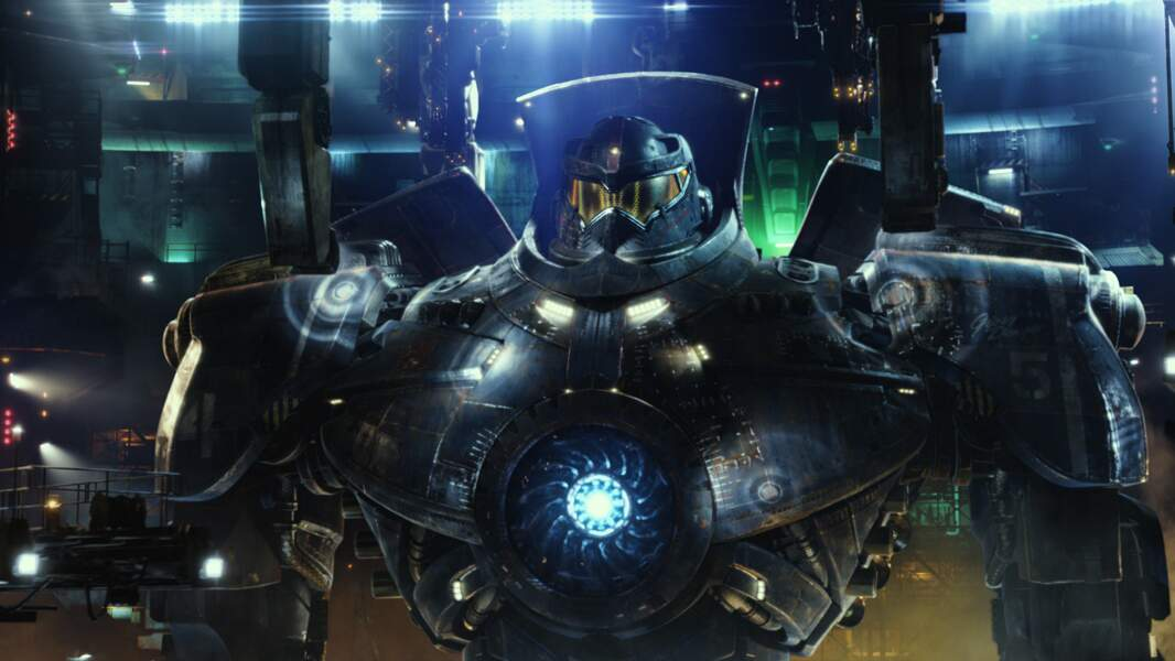 Il s'agit d'un nouveau film de science-fiction où des créatures ont déclenché une guerre menaçant l'humanité