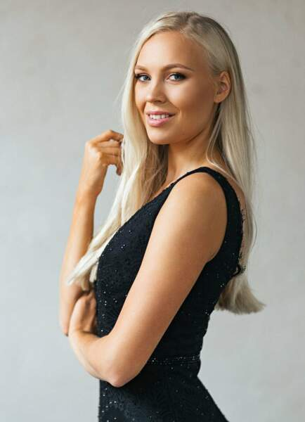 Jenny Lappalainen, Miss Finlande