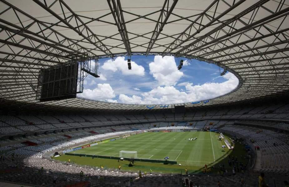 Mineirão (Belo Horizonte) 62 547 places