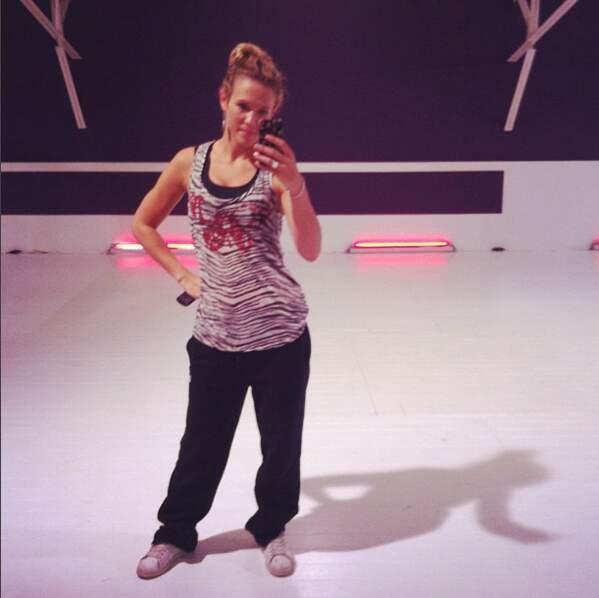 Désormais, le jogging est réservé aux entrainements de Danse Avec les Stars !
