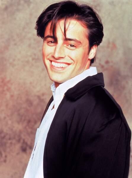 Dans Friends, Matt LeBlanc incarnait le beau Joey, playboy à l'intellect limité...