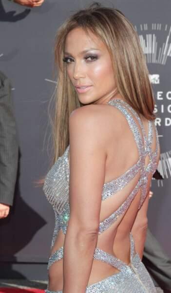 La bomba latina Jennifer Lopez.