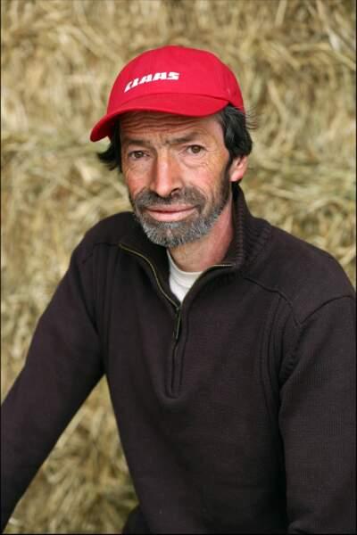 Jean-Louis, 51 ans, éleveur de brebis à viande.