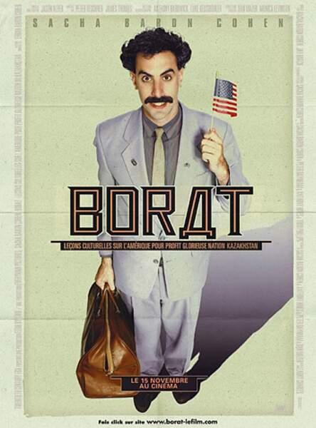 """""""Borat : Leçons culturelles sur l'Amérique pour profit glorieuse nation Kazakhstan"""", voilà le vrai titre du film"""