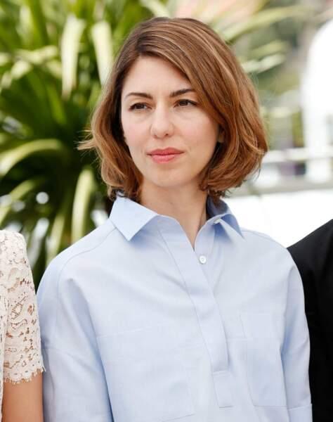 La cinéaste américaine Sofia Coppola