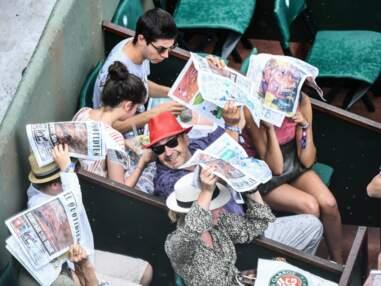 Chutes, grimaces... les moments les plus insolites de Roland-Garros 2017 !